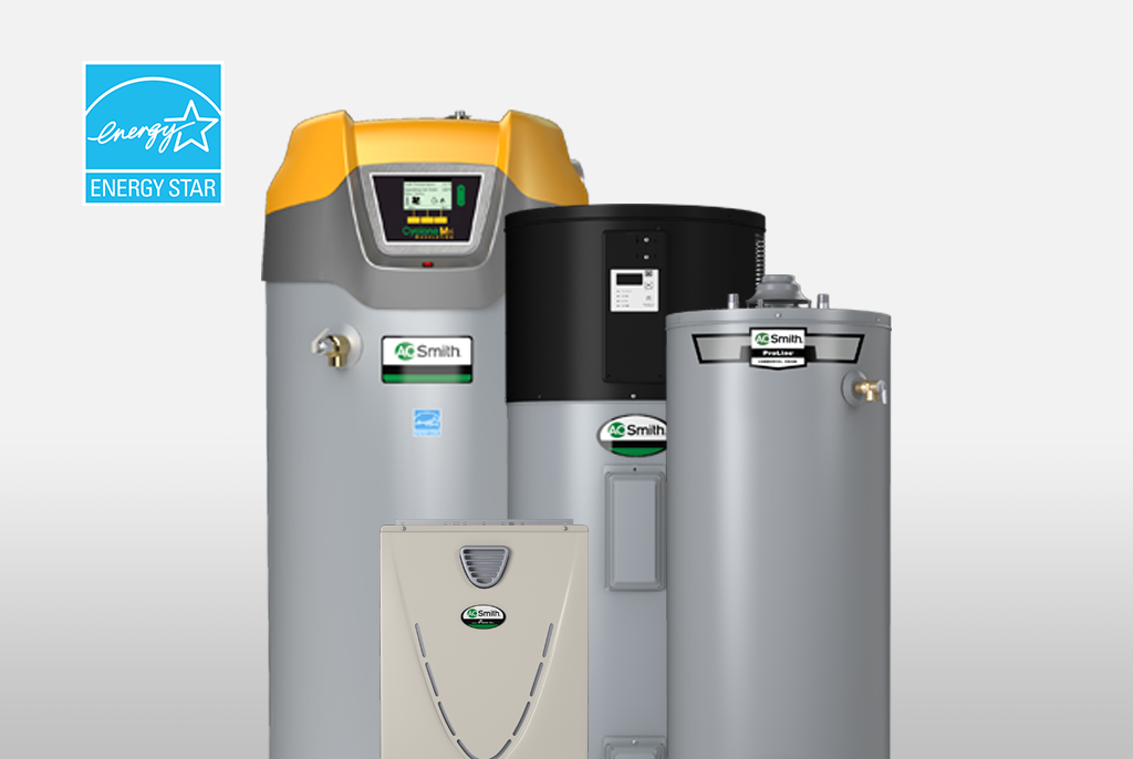 ENERGY STAR® Qualified Water Heaters